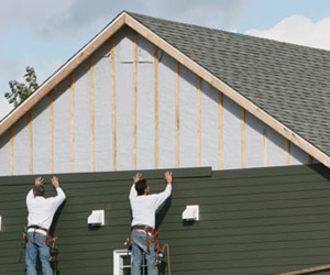 Ottawa vinyl siding repair installation contractors for Exterior by design ottawa